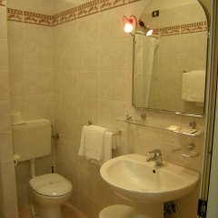 Hotel San Carlo ванная фото 2