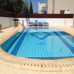 Отель Maricosta Villas Кипр, Протарас - отзывы, цены и фото номеров - забронировать отель Maricosta Villas онлайн бассейн фото 2