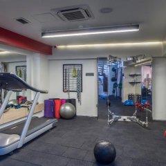 Отель Nuru Ziya Suites Стамбул фитнесс-зал фото 4