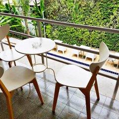 Dinso Mon Hotel Бангкок балкон