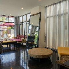 Отель X2 Hua Hin LeBayburi Pranburi Villa спа фото 2