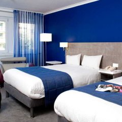 Отель pentahotel Liège Бельгия, Льеж - 1 отзыв об отеле, цены и фото номеров - забронировать отель pentahotel Liège онлайн комната для гостей фото 3