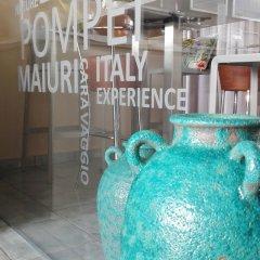 Отель Maiuri Италия, Помпеи - отзывы, цены и фото номеров - забронировать отель Maiuri онлайн бассейн