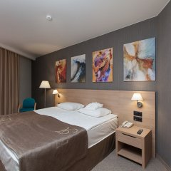 Гостиница АМАКС Конгресс-отель 4* Стандартный номер с двуспальной кроватью фото 4