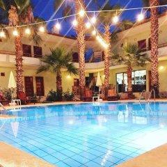 Tekirova Pansiyon Турция, Кемер - отзывы, цены и фото номеров - забронировать отель Tekirova Pansiyon онлайн бассейн фото 3