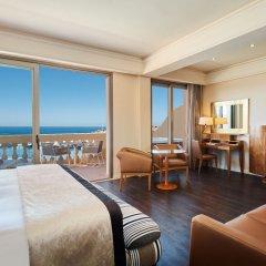 Port Adriano Marina Golf & Spa Hotel комната для гостей