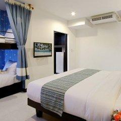 Отель Kata Sea Breeze Resort 3* Люкс с различными типами кроватей фото 2