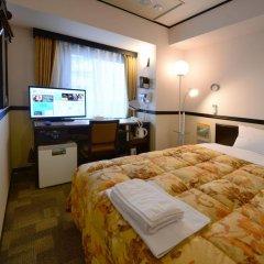 Отель Toyoko Inn Hakata-guchi Ekimae Япония, Хаката - отзывы, цены и фото номеров - забронировать отель Toyoko Inn Hakata-guchi Ekimae онлайн удобства в номере фото 2