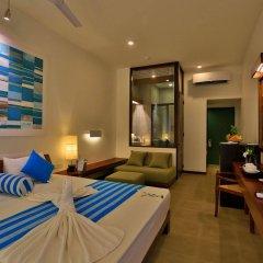 Отель Temple Tree Resort & Spa Шри-Ланка, Индурува - отзывы, цены и фото номеров - забронировать отель Temple Tree Resort & Spa онлайн комната для гостей фото 3