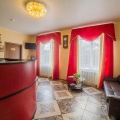 Гостиница Теремок Московский комната для гостей
