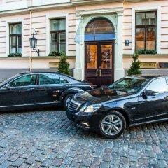 Отель Grand Palace Hotel Латвия, Рига - 1 отзыв об отеле, цены и фото номеров - забронировать отель Grand Palace Hotel онлайн парковка