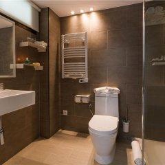 Отель Plazamar Apartments Испания, Санта-Понса - отзывы, цены и фото номеров - забронировать отель Plazamar Apartments онлайн ванная