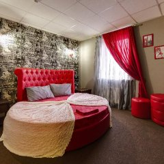 Гостиница Мартон Северная 3* Стандартный номер с двуспальной кроватью фото 26