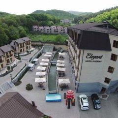 Отель Элегант(Цахкадзор) парковка