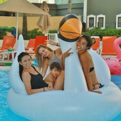 Отель Turan Apart бассейн фото 2
