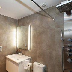 Апартаменты Via Augusta Apartments ванная фото 2