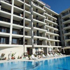 Cantilena Hotel Несебр бассейн фото 2