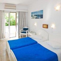 Отель Glaros комната для гостей фото 2