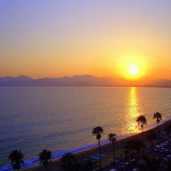 Отель Residence Coeur De Cannes Beach Франция, Канны - отзывы, цены и фото номеров - забронировать отель Residence Coeur De Cannes Beach онлайн приотельная территория