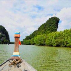 Отель Otter House Таиланд, Краби - отзывы, цены и фото номеров - забронировать отель Otter House онлайн приотельная территория
