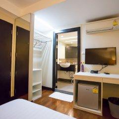 Snooze Hotel Thonglor Bangkok Бангкок удобства в номере фото 2