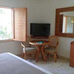Отель Sunset Fishermen Beach Resort Плая-дель-Кармен удобства в номере