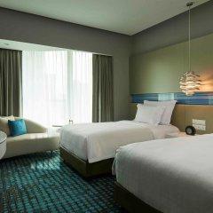 Отель Pullman Kuala Lumpur City Centre Hotel & Residences Малайзия, Куала-Лумпур - отзывы, цены и фото номеров - забронировать отель Pullman Kuala Lumpur City Centre Hotel & Residences онлайн комната для гостей фото 5