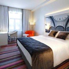 Гостиница Mercure Арбат Москва комната для гостей фото 3