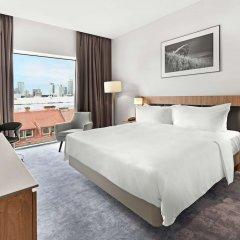Отель Hilton Garden Inn Vilnius City Centre комната для гостей фото 4