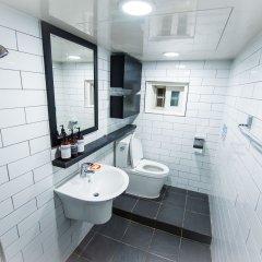 Отель 19th st. Guest House ванная