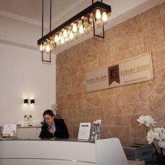 Отель Piazza del Gesù Luxury Suites Италия, Рим - отзывы, цены и фото номеров - забронировать отель Piazza del Gesù Luxury Suites онлайн интерьер отеля
