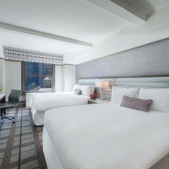 Park Central Hotel New York 4* Номер Делюкс с различными типами кроватей фото 3