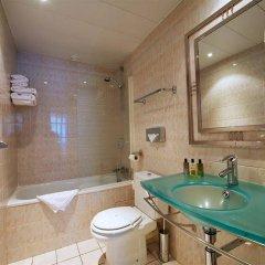 Отель Abbatial Saint Germain Франция, Париж - отзывы, цены и фото номеров - забронировать отель Abbatial Saint Germain онлайн ванная фото 2
