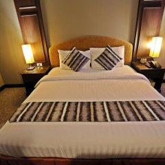 Hotel Nida Sukhumvit Prompong Бангкок комната для гостей фото 3