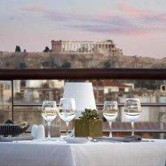 Отель Melia Athens балкон