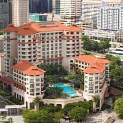 Отель Swissotel Merchant Court Singapore фото 8
