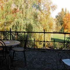 Hotel The Originals Domaine de Beaupre in Guebwiller, France from 118$, photos, reviews - zenhotels.com balcony