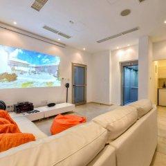 Отель Villa Imperial Кипр, Протарас - отзывы, цены и фото номеров - забронировать отель Villa Imperial онлайн комната для гостей фото 2