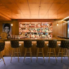 Hotel Glärnischhof гостиничный бар