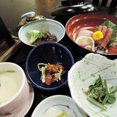 Nishiki Onsen Hotel Kurion Дайсен питание