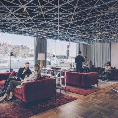 Отель Radisson Blu Strand Стокгольм гостиничный бар