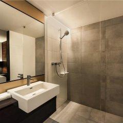 Отель Adina Apartment Hotel Leipzig Германия, Лейпциг - отзывы, цены и фото номеров - забронировать отель Adina Apartment Hotel Leipzig онлайн ванная