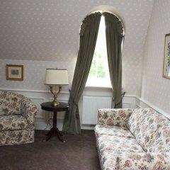 Отель Dwór Sieraków комната для гостей фото 3