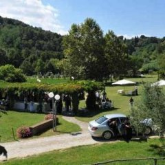 Отель Agriturismo Podere Bucine Basso Италия, Лари - отзывы, цены и фото номеров - забронировать отель Agriturismo Podere Bucine Basso онлайн спортивное сооружение