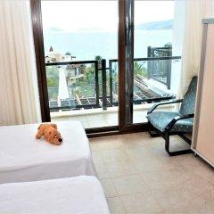 Villa Yellow Турция, Калкан - отзывы, цены и фото номеров - забронировать отель Villa Yellow онлайн балкон