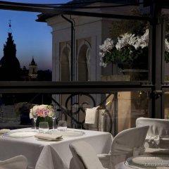 Grand Hotel De La Minerve балкон