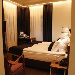 Гостиница Грегори Дизайн 4* Стандартный номер 2 отдельными кровати фото 15