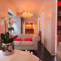 Hotel Lumieres Montmartre интерьер отеля
