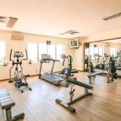 Отель Saigon Halong Халонг фитнесс-зал фото 3