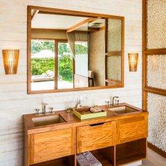 Отель Fusion Resort Phu Quoc Вьетнам, остров Фукуок - отзывы, цены и фото номеров - забронировать отель Fusion Resort Phu Quoc онлайн ванная